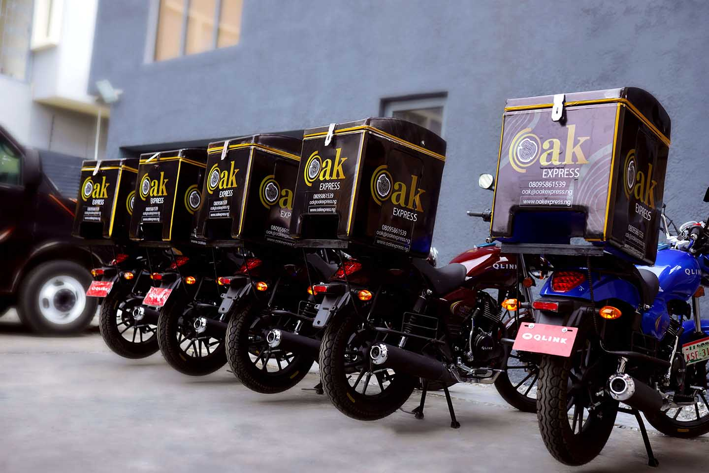 Oak Express Making Better Logistic Solutions For You